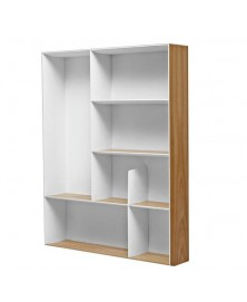 Bookcase - wall