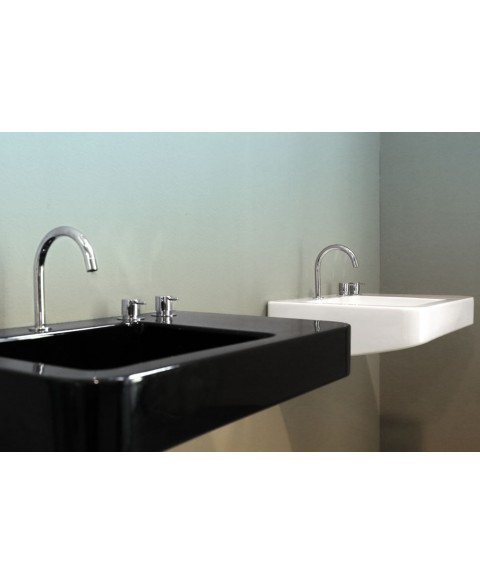 Gio Ponti Montecatini Sink Black Color