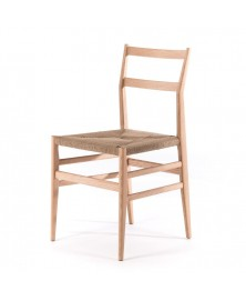 Leggera 646 - Chair with rope seat